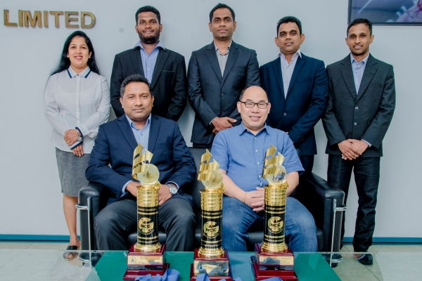 Ocean Lanka Wins Big at the NCE Annual Export Awards